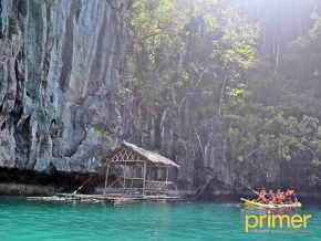 El Nido Island Hopping Tour A: Majestic Lagoons, Kayaks and Beaches
