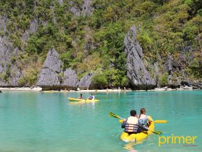 El Nido Island Hopping Tour D: Best-Kept Lagoons and Beaches For a Moment of Solitude