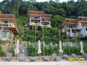 Maremegmeg Beach Club in El Nido: A Stylish and Eco-Friendly Beach-Front Resort