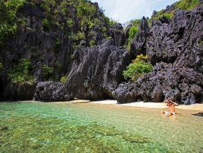 El Nido Island Hopping Tour C: Beach Lovers' Special Treat
