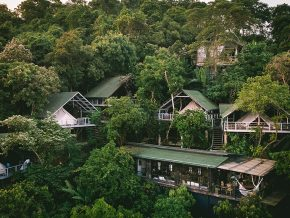 The Birdhouse El Nido: A Quiet Oasis for Luxurious Glamping Adventure