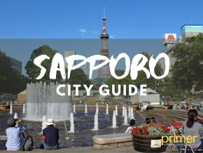 JAPAN TRAVEL: Sapporo City Guide — Things to See, Shop & Eat