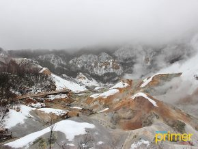 Noboribetsu Jigokudani: The Otherworldliness Hell Valley of Hokkaido