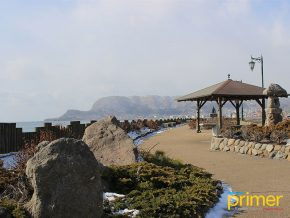 Takuboku Park in Hakodate: A Quick Highway Beach-side Stop Featuring the Tsugaru Strait