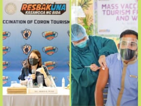 DOT: More than Half of PH Tourism Workers Already Vaccinated
