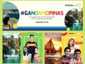#GandaMoPinas: DOT x TikTok Launch New Campaign as Local Borders Reopen