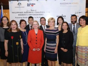 Australia supports PH business coalition for women's empowerment