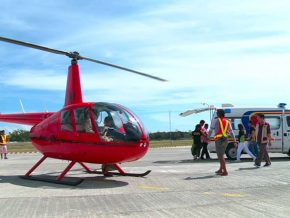 DOH-MIMAROPA launches air ambulance available 24/7